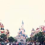 Le château de la Belle au Bois dormant. DisneyLand Paris
