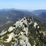 #PassionCathare – le château de Peyrepertuse