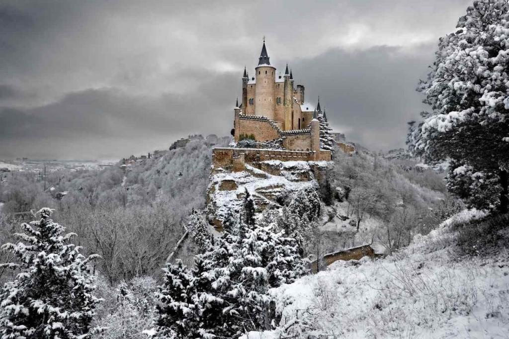 Alcazar of Segovia (Espagne)