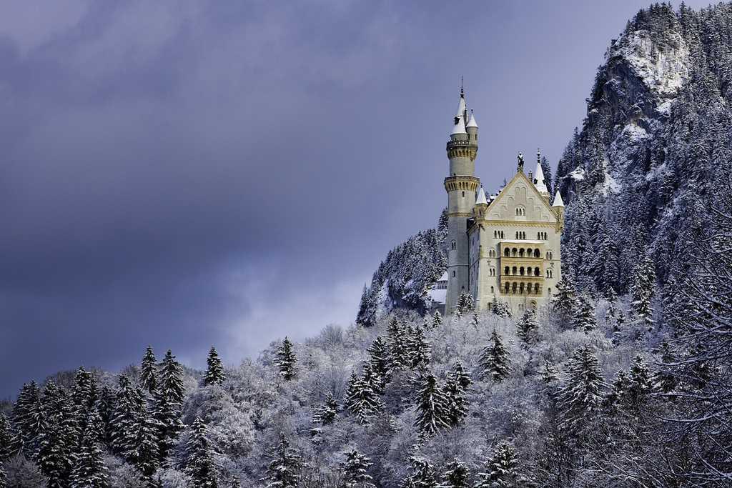 Neuschwanstein (Allemagne)