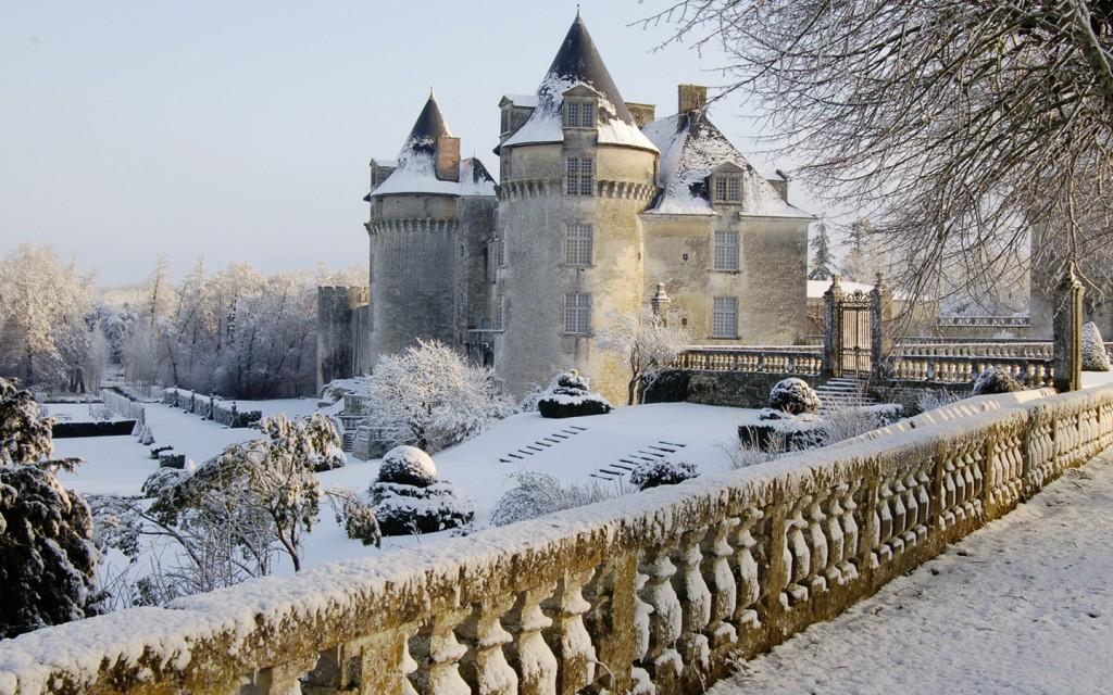 Château de La Roche Courbon (France)