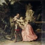 Lettre d'amour presque charmante d'Henri IV à Gabrielle d'Estrées