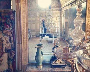 Lustres. Château de Versailles