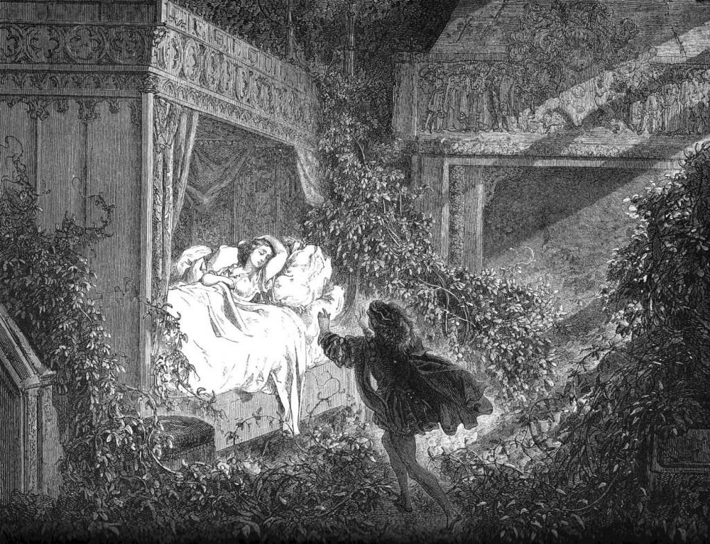 La Belle au bois dormant - Les contes de Perrault