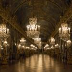 Galerie –  Versailles La nuit