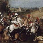 Quelle est la couleur du cheval blanc d'Henri IV?