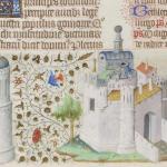 #Passion Enluminures : Les petits châteaux de Gallica