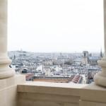 Les parties hautes du Pantheon