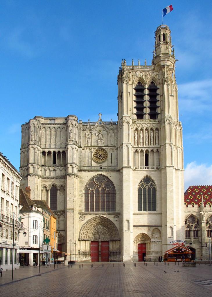 La cathédrale de Sens