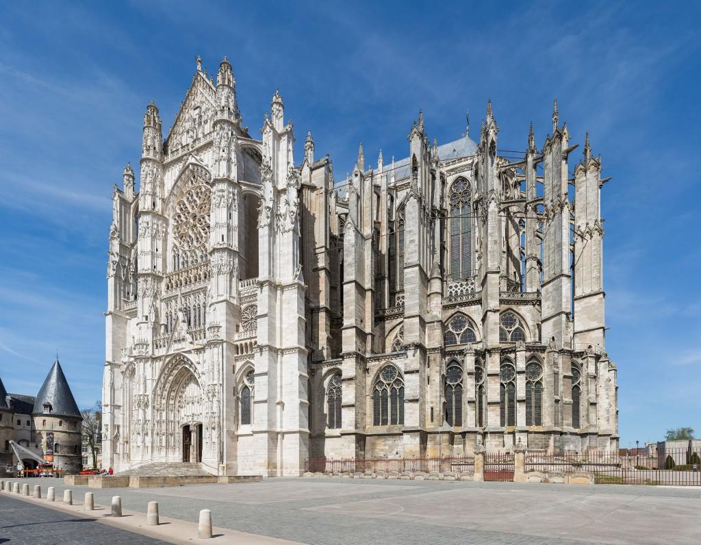 Cathédrale Saint-Pierre de Beauvais