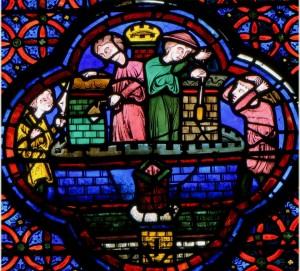 Vitraux de la Cathédrale de Bourges