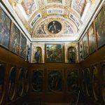 Les Passages secrets du Palazzo Vecchio : le Studiolo de Francesco 1er